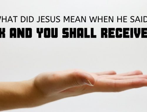 Did Jesus Really Mean It?